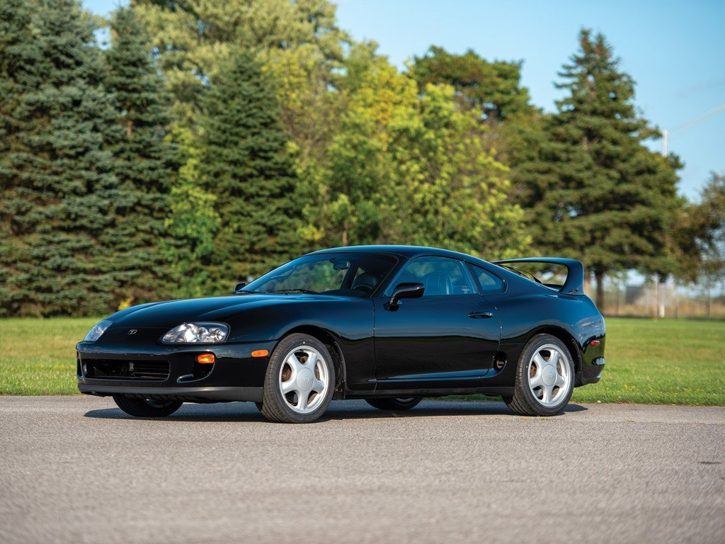 1994 Toyota Supra Sport Roof  For Sale by Auction (picture 1 of 6)