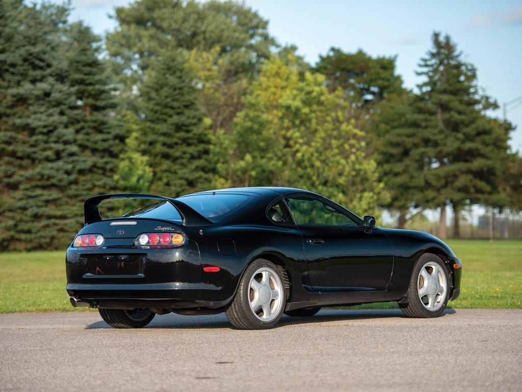 1994 Toyota Supra Sport Roof  For Sale by Auction (picture 2 of 6)