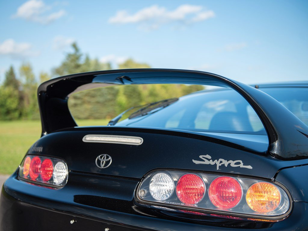 1994 Toyota Supra Sport Roof  For Sale by Auction (picture 6 of 6)