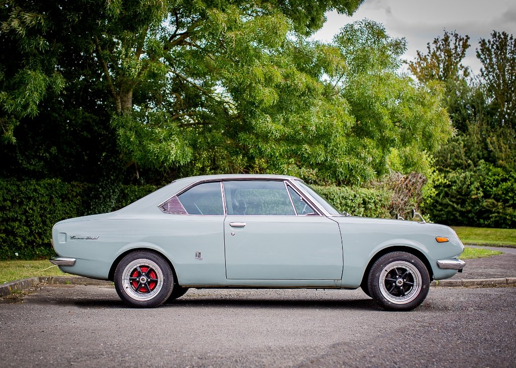 1970 Toyota Corona GL Coup SOLD by Auction (picture 1 of 6)