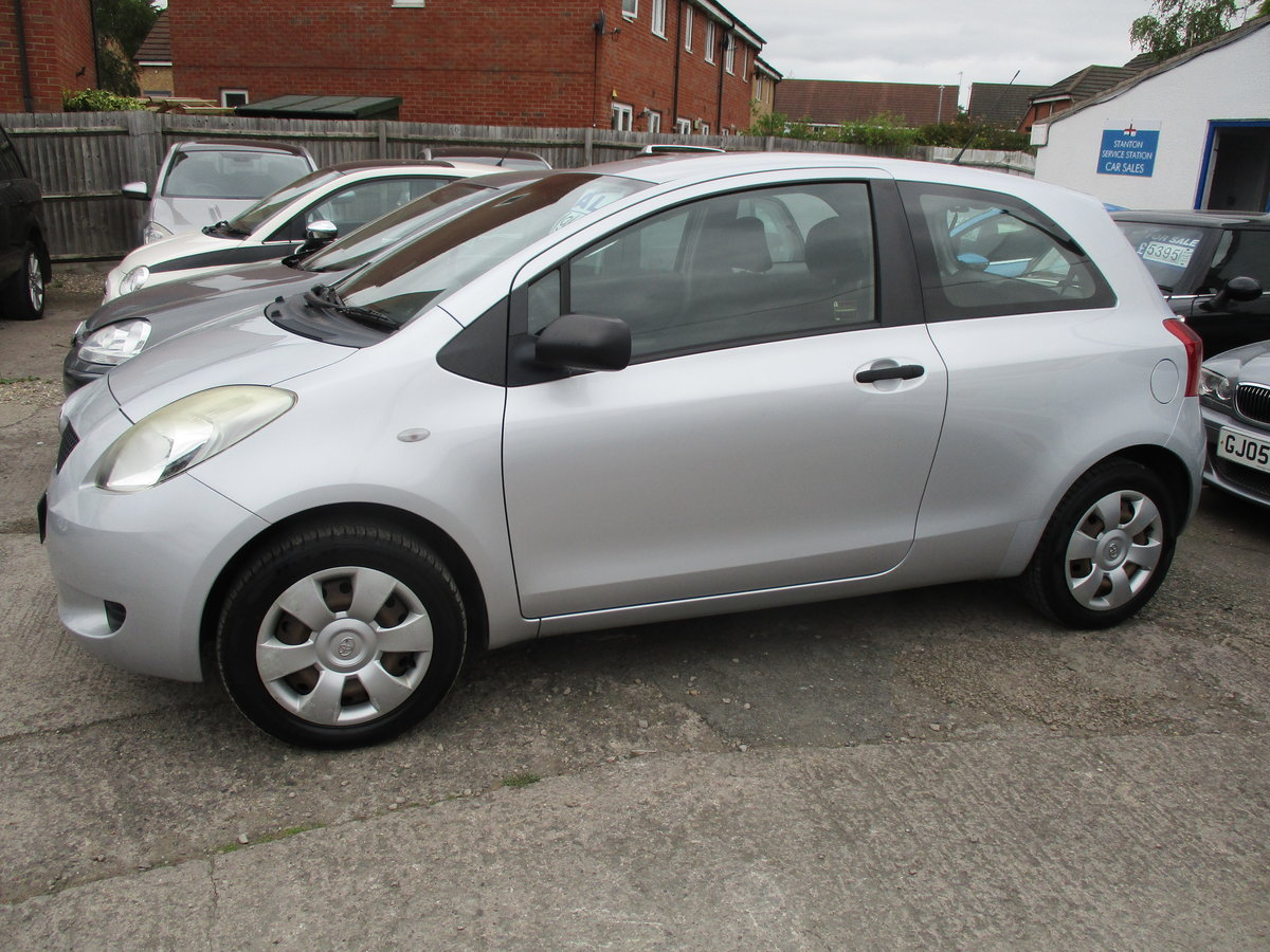 2600 50,000 MILES ONLY ON THIS SMART 1LTR YARIS 3 DOOR 2020 MOT For Sale (picture 1 of 6)