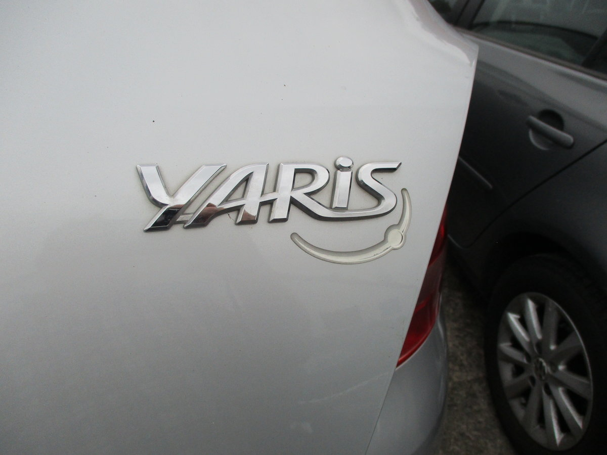 2600 50,000 MILES ONLY ON THIS SMART 1LTR YARIS 3 DOOR 2020 MOT For Sale (picture 5 of 6)