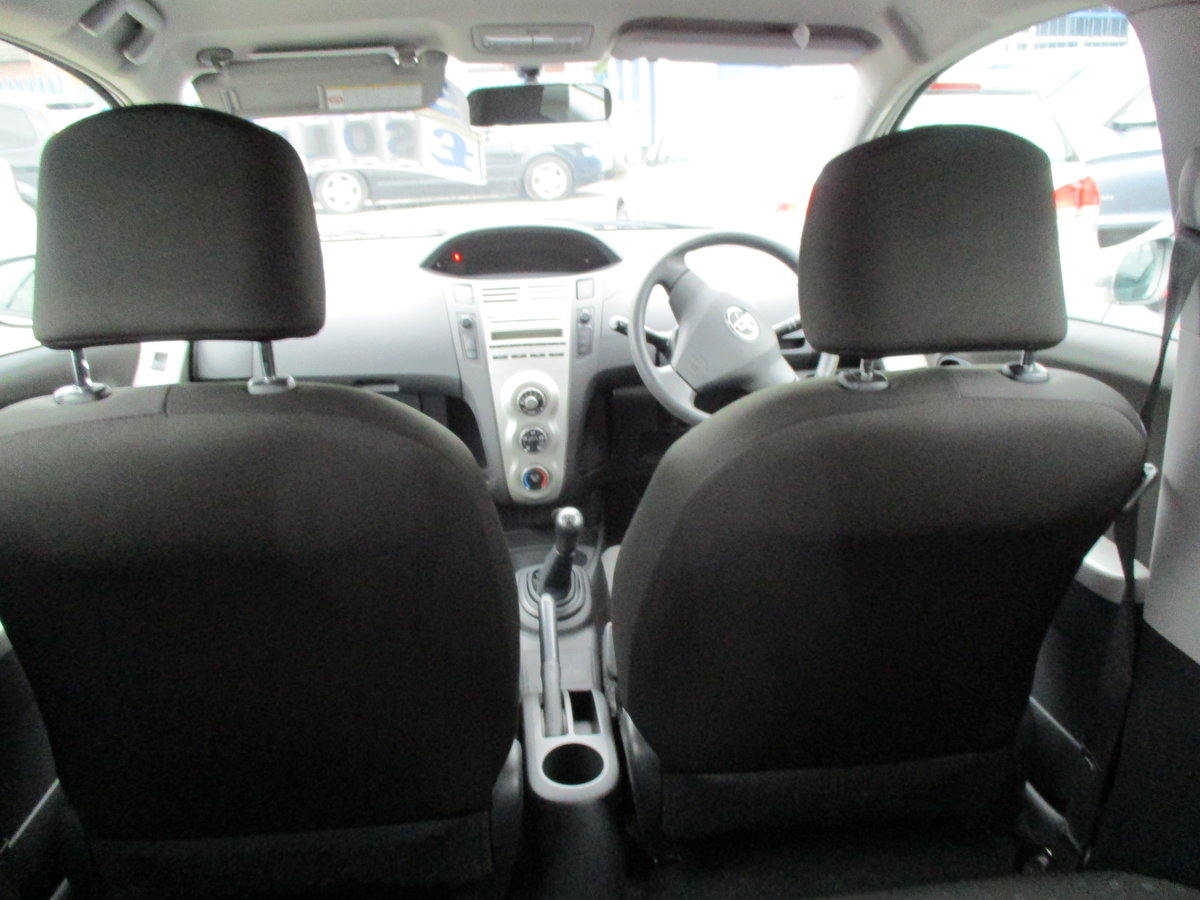2600 50,000 MILES ONLY ON THIS SMART 1LTR YARIS 3 DOOR 2020 MOT For Sale (picture 6 of 6)