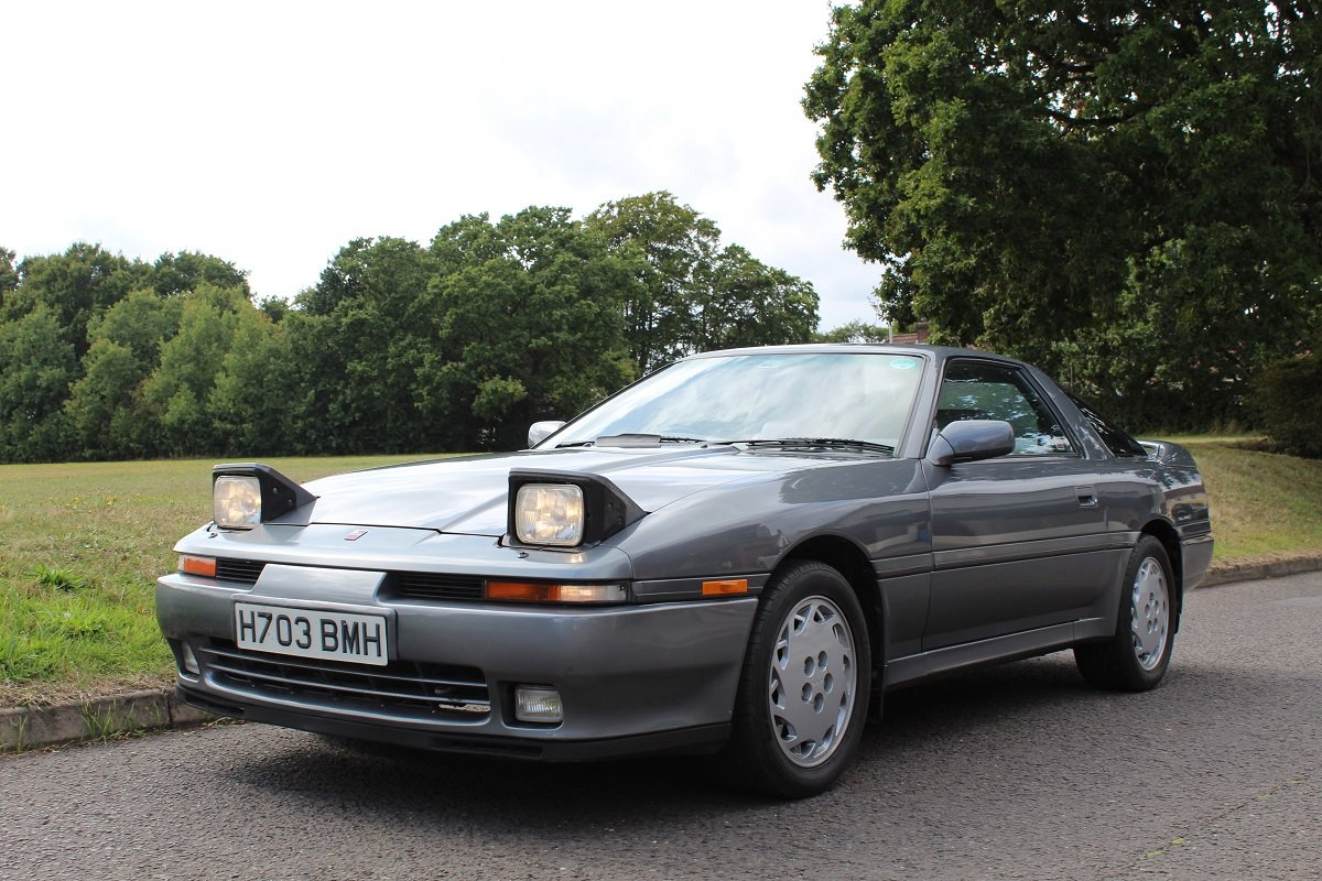Toyota Supra 3.0i Turbo 1991 - To be auctioned 25-10-19 For Sale by Auction (picture 1 of 6)