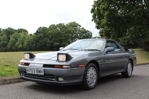 Toyota Supra 3.0i Turbo 1991 - To be auctioned 25-10-19 For Sale by Auction
