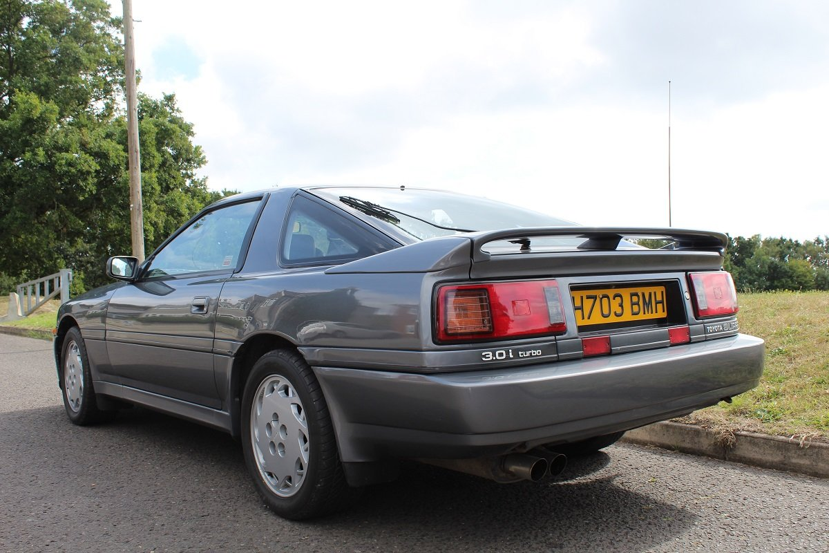Toyota Supra 3.0i Turbo 1991 - To be auctioned 25-10-19 For Sale by Auction (picture 2 of 6)