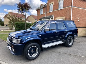 1993 Toyota Hilux Surf KZN130