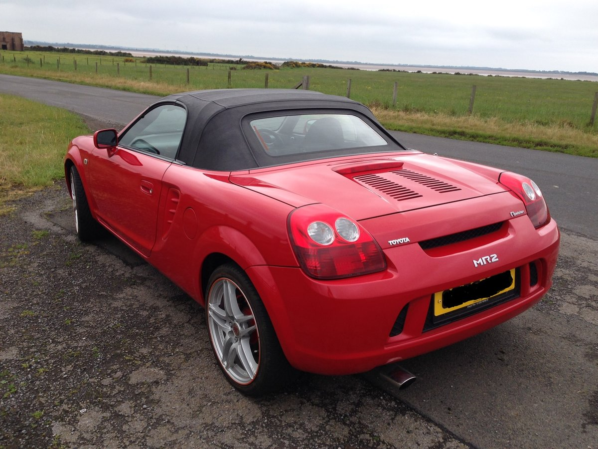 2004 Toyota MR2 Roadster For Sale (picture 2 of 2)