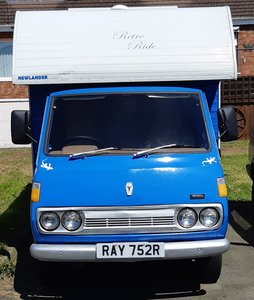 1976 Camper (RAY) Lovely 1970`s