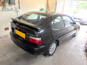 1993 Toyota Corolla 1.8 GXi For Sale by Auction