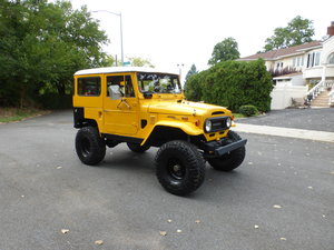 1972 Toyota Land Cruiser FJ40 Driver  For Sale