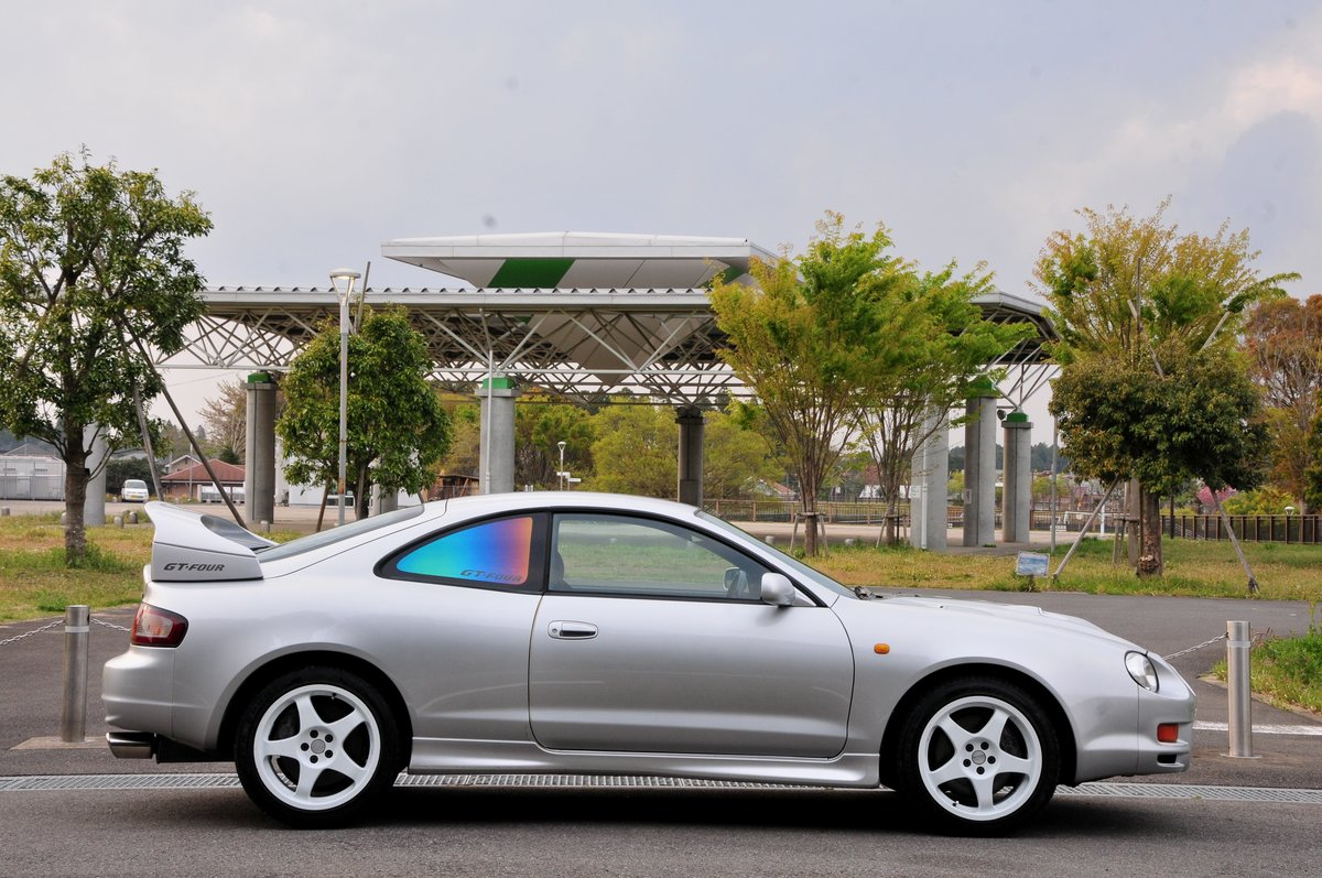 1998 Celica GT-4 Final Revision Model. Stunning Condition. For Sale (picture 1 of 6)