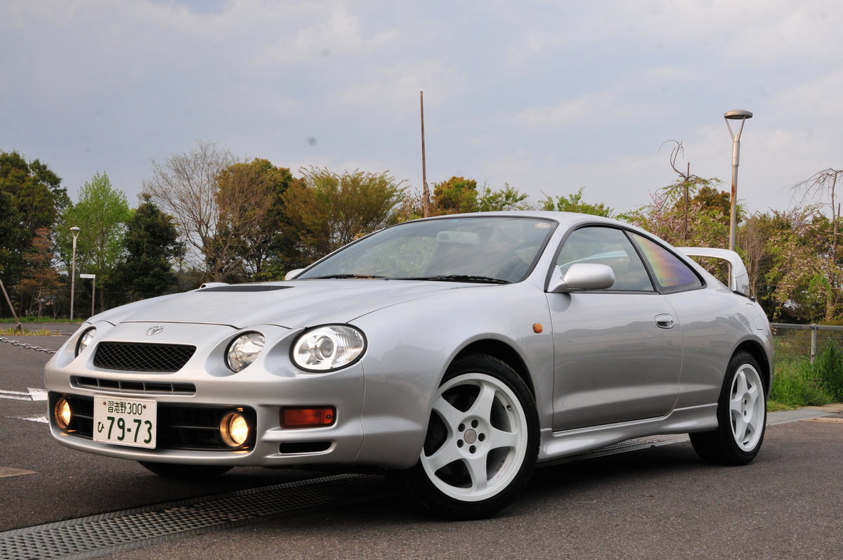 1998 Celica GT-4 Final Revision Model. Stunning Condition. For Sale (picture 2 of 6)