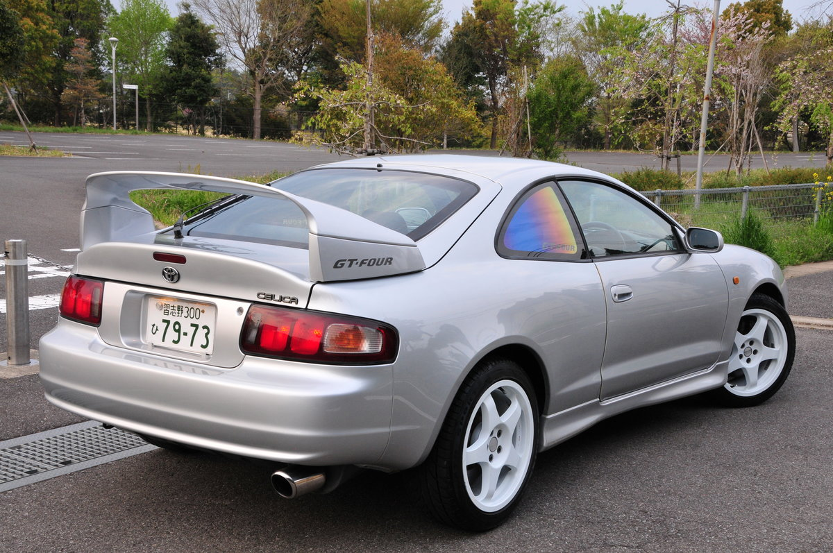 1998 Celica GT-4 Final Revision Model. Stunning Condition. For Sale (picture 3 of 6)
