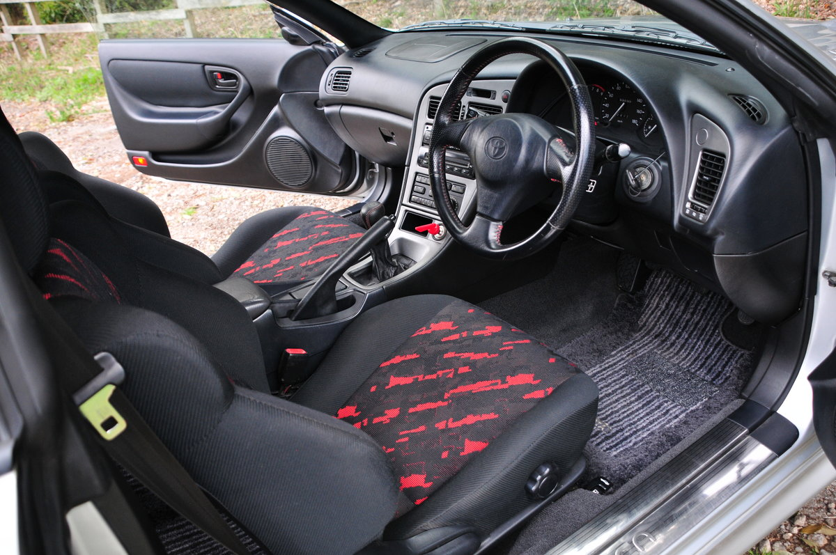 1998 Celica GT-4 Final Revision Model. Stunning Condition. For Sale (picture 4 of 6)
