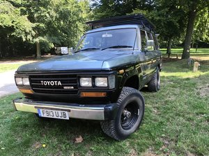 1989 Toyota Land Cruiser 30yr old classic HJ60 High Top For Sale