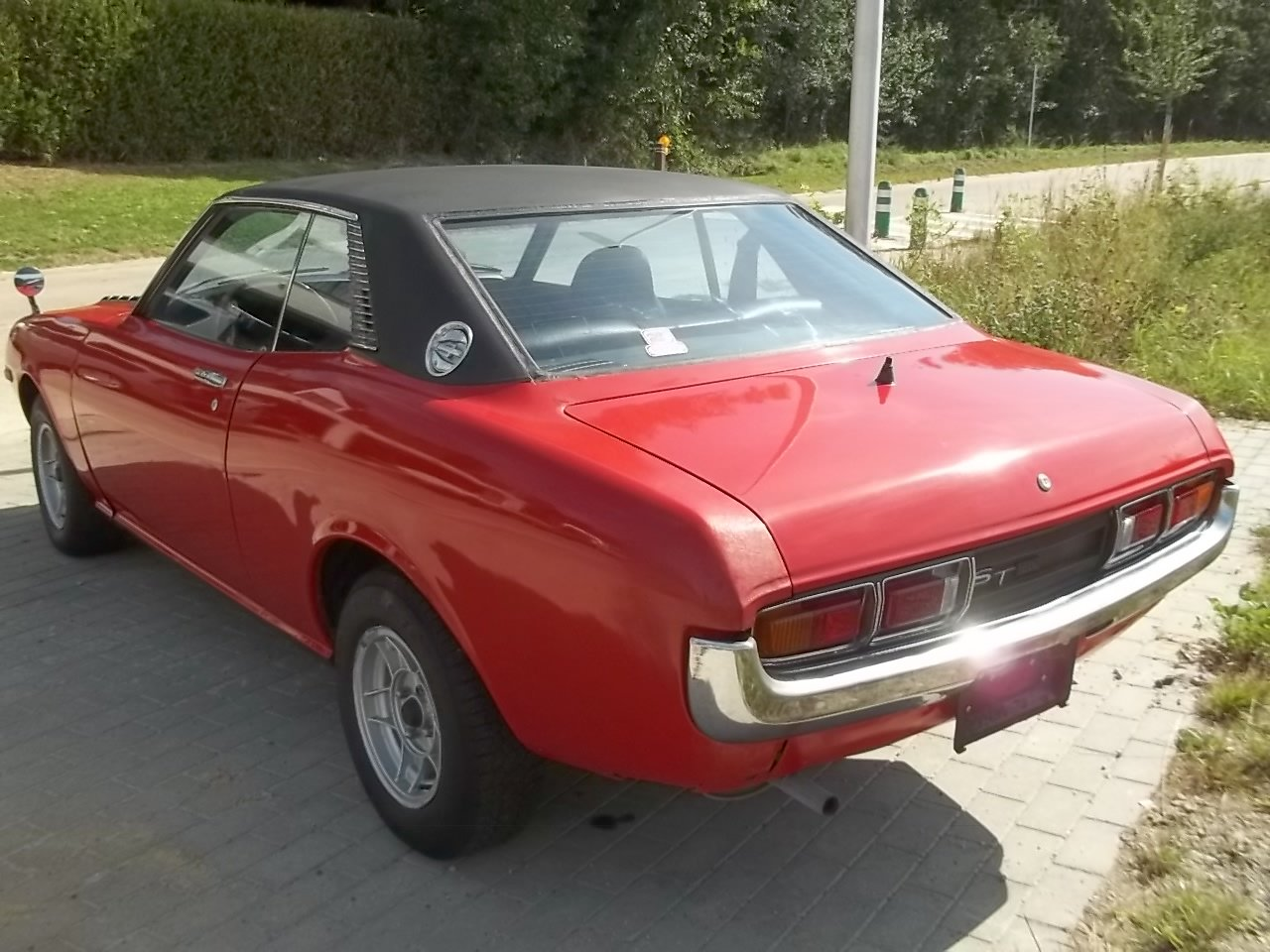 1973 Toyota Celica TA22 1600ST  1 owner from new For Sale (picture 2 of 6)