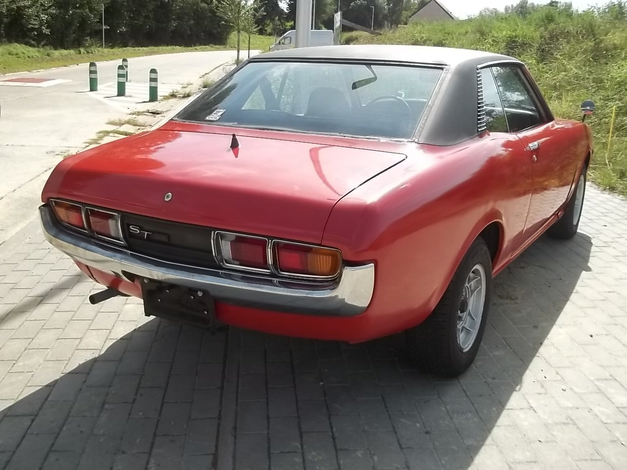 1973 Toyota Celica TA22 1600ST  1 owner from new For Sale (picture 3 of 6)
