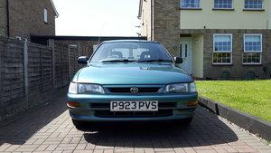 1997 Toyota Corolla 1.3 GS 16 Valve SOLD