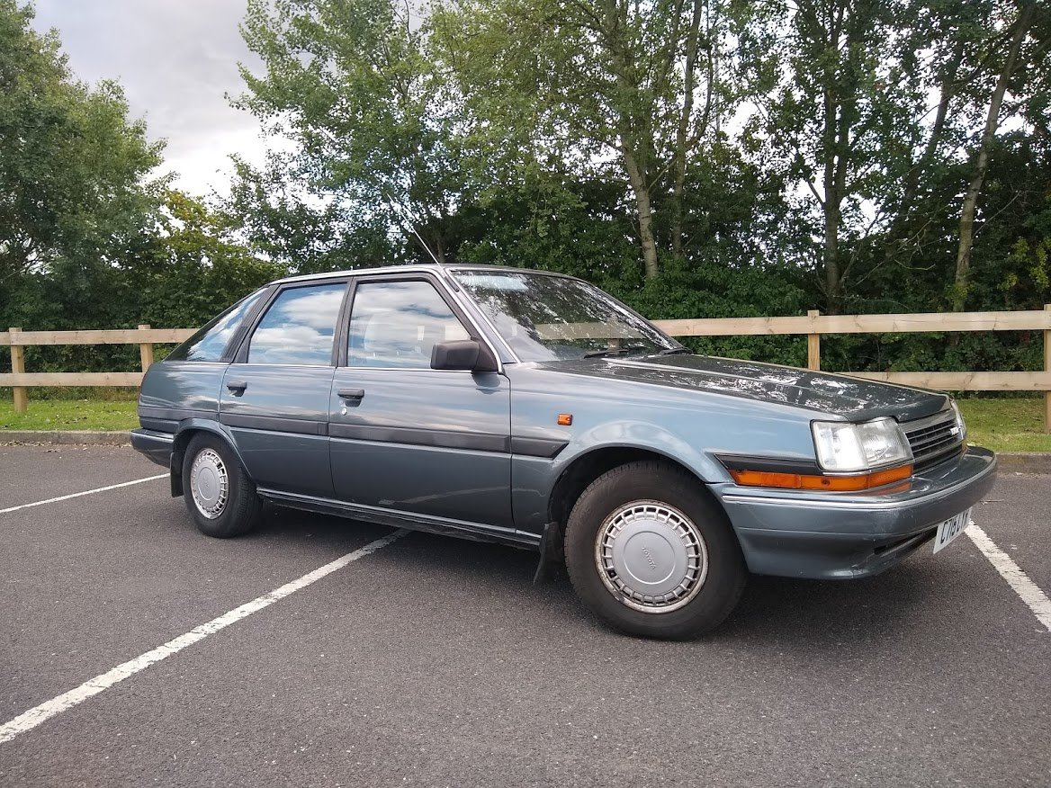 1986 Toyota Carina II Auto - For auction Friday 25th October For Sale by Auction (picture 1 of 6)