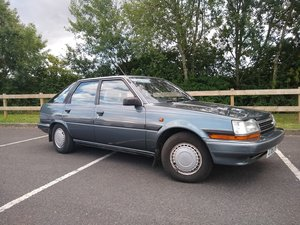 1986 Toyota Carina II Auto - For auction Friday 25th October SOLD by Auction