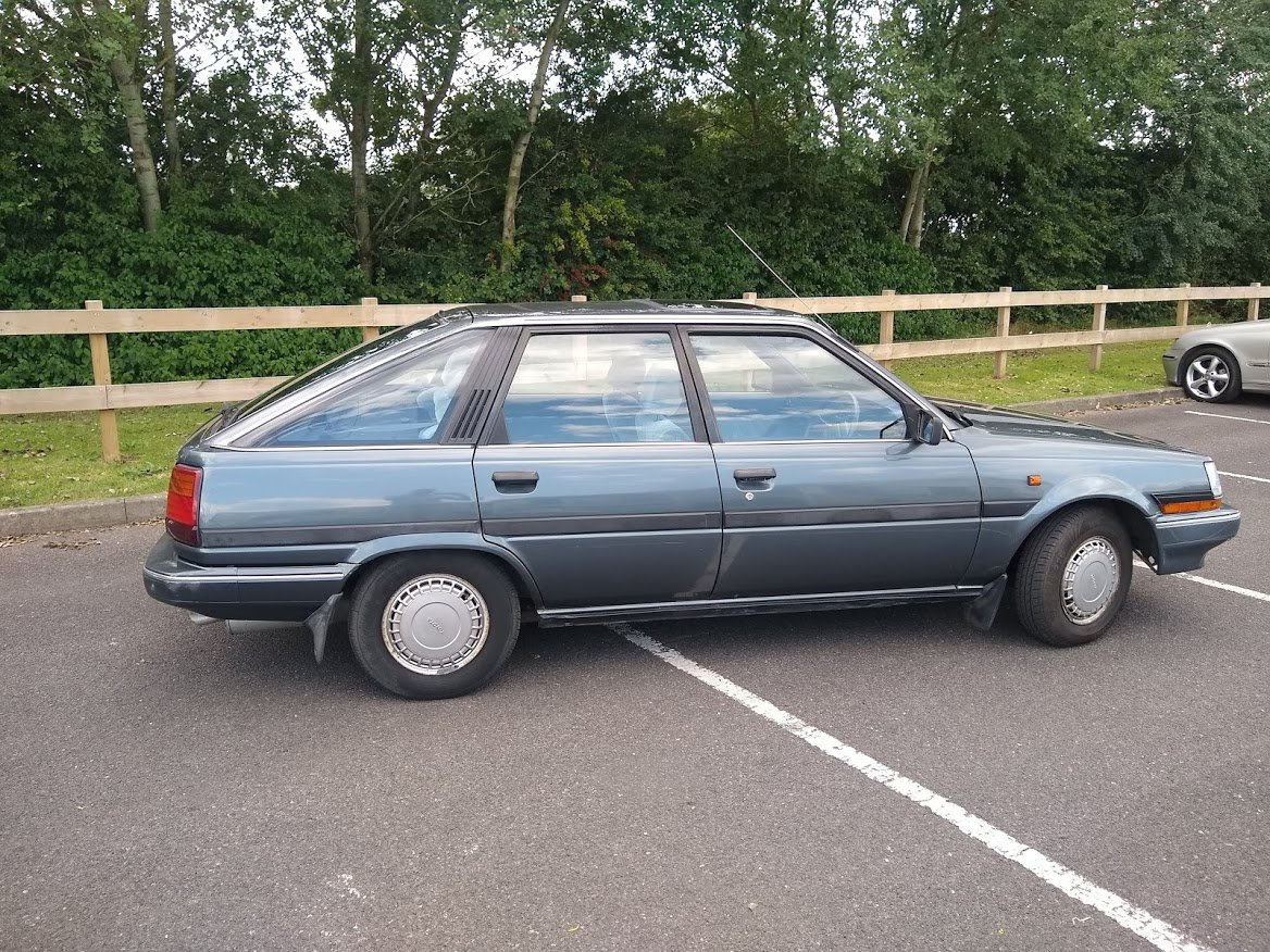1986 Toyota Carina II Auto - For auction Friday 25th October For Sale by Auction (picture 2 of 6)