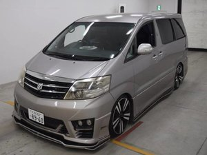 2005 TOYOTA ALPHARD CUSTOM WALD ART BODY STYLE 2.4 AUTOMATIC For Sale
