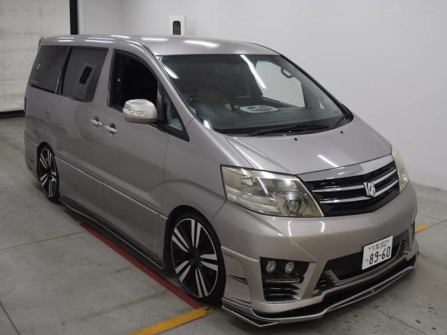 2005 TOYOTA ALPHARD CUSTOM WALD ART BODY STYLE 2.4 AUTOMATIC For Sale (picture 2 of 6)
