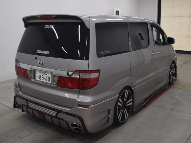 2005 TOYOTA ALPHARD CUSTOM WALD ART BODY STYLE 2.4 AUTOMATIC For Sale (picture 3 of 6)