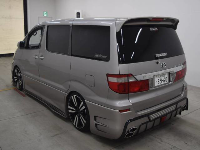 2005 TOYOTA ALPHARD CUSTOM WALD ART BODY STYLE 2.4 AUTOMATIC For Sale (picture 4 of 6)