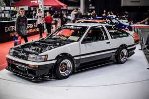1985 Toyota Corolla AE86 300bhp Turbocharged  For Sale