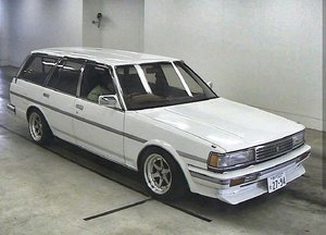 1993 Toyota Mark 2 II Wagon GX70 For Sale