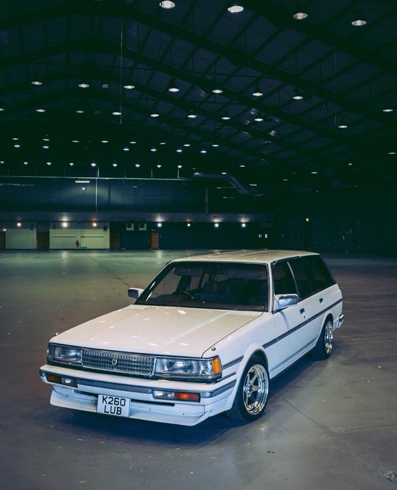 1993 Toyota Mark 2 II Wagon GX70 For Sale (picture 2 of 6)