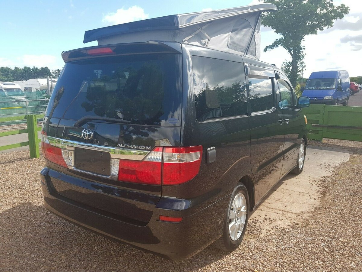 Toyota Alphard 2003 - New Conversion - 4B - Japanese Import For Sale (picture 2 of 6)