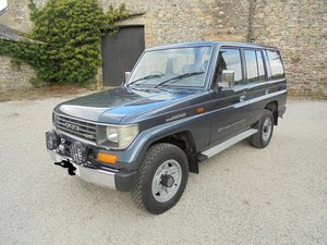 1992 Land Cruiser 70 Series LJ78 classic