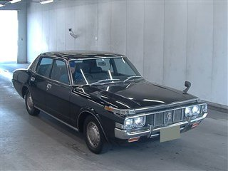 TOYOTA CROWN 1973 2.0 MANUAL MS60 * ONLY 70000 MILES * RETRO For Sale (picture 1 of 3)