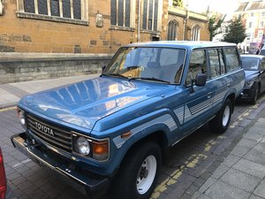 1982 Toyota Land Cruiser HJ60