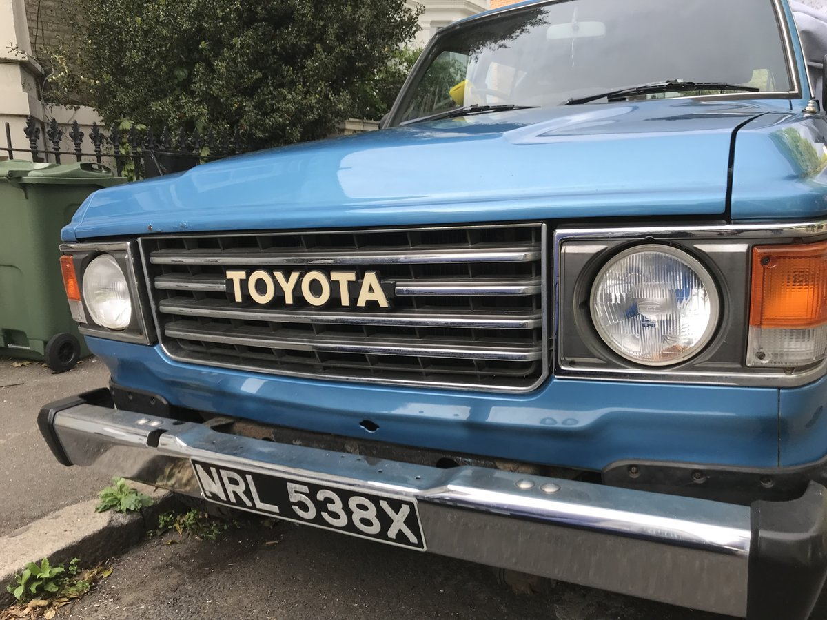 1982 Toyota Land Cruiser HJ60  For Sale (picture 4 of 6)