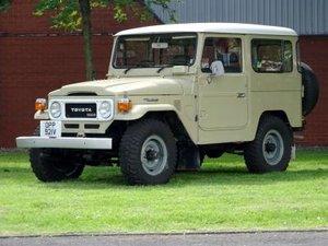 1980 Toyota BJ42 Land Cruiser