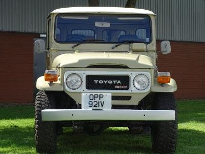 1980 Toyota BJ42 Land Cruiser For Sale by Auction (picture 2 of 6)