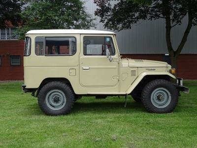 1980 Toyota BJ42 Land Cruiser For Sale by Auction (picture 4 of 6)