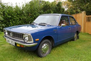 1977 Toyota Corolla - TIME WARP - 50,000 km from new - KE20 For Sale