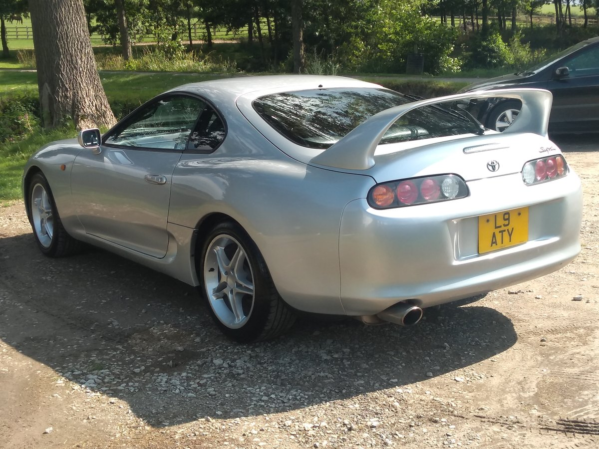 1994 Toyota supra 3.0! SOLD (picture 2 of 4)