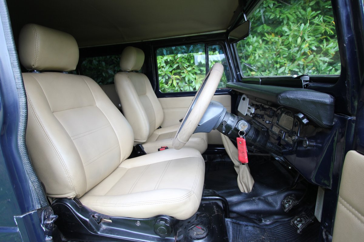 1978 Toyota Land Cruiser - P/S - 4.2 Staight six - FJ40  For Sale (picture 3 of 6)