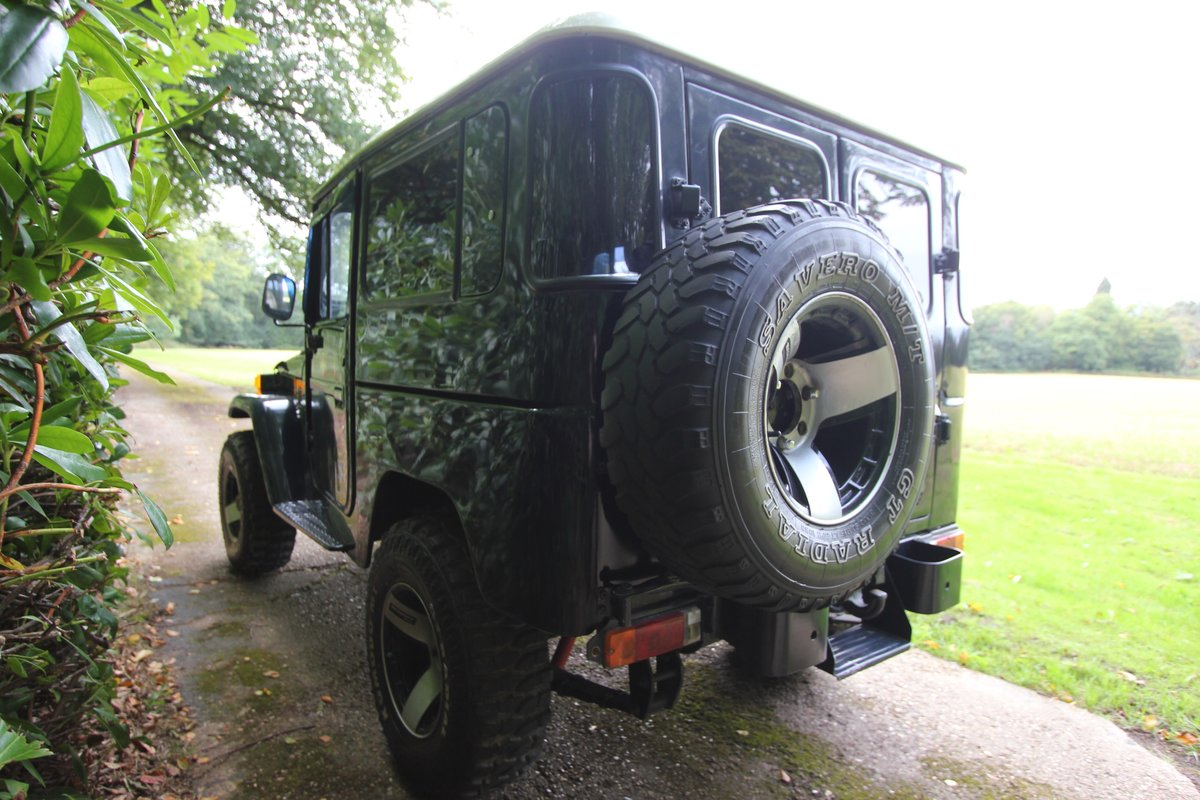 1978 Toyota Land Cruiser - P/S - 4.2 Staight six - FJ40  For Sale (picture 6 of 6)