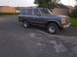 1989 Toyota Landcruiser HJ62 4.0 Manual Diesel For Sale