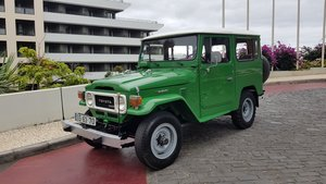 1980 Land Cruiser BJ40  68000 Kms (42500 Mls)  7 Seats  For Sale