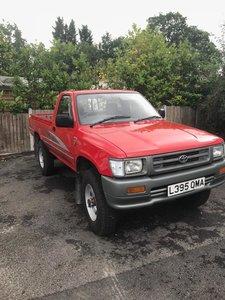 1993 Toyota 2.4 diesel mk 3