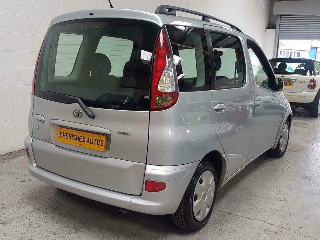 2004 TOYOTA YARIS VERSO 1.3 VVT-i T3* GEN 44,000 MLS* AUTOMATIC For Sale (picture 3 of 6)