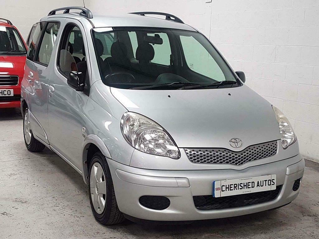 2004 TOYOTA YARIS VERSO 1.3 VVT-i T3* GEN 44,000 MLS* AUTOMATIC For Sale (picture 4 of 6)